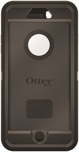 OtterBox DEFENDER SERIES Case & Holster for iPhone 6 / 6S Plus (ONLY) - Black (Certified Refurbished)