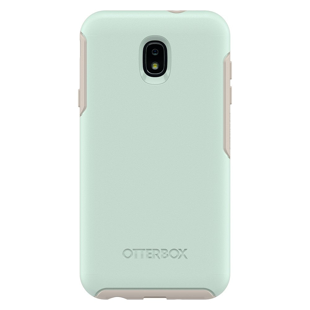 OtterBox SYMMETRY SERIES Case for Galaxy J7 (2018) - Muted Waters (Certified Refurbished)