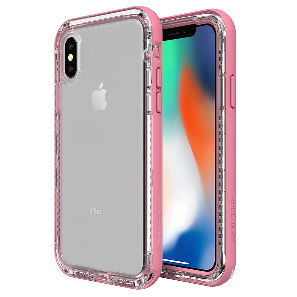 Lifeproof NEXT SERIES Case for iPhone X / XS (ONLY) - Cactus Rose (Certified Refurbished)