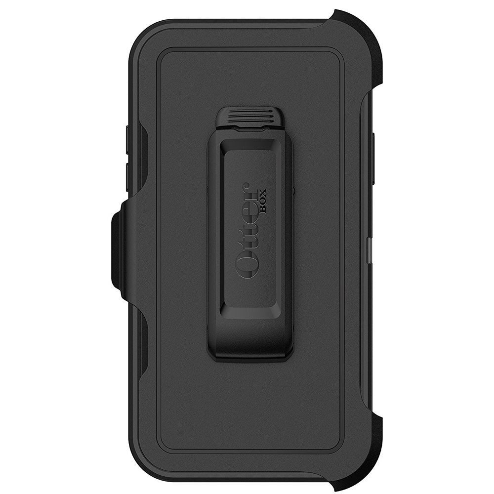 OtterBox DEFENDER SERIES REPLACEMENT Holster Only for iPhone X - Black (Certified Refurbished)