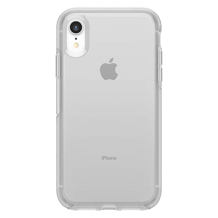 OtterBox iPhone XR (ONLY) SYMMETRY SERIES Case - Clear (Certified Refurbished)