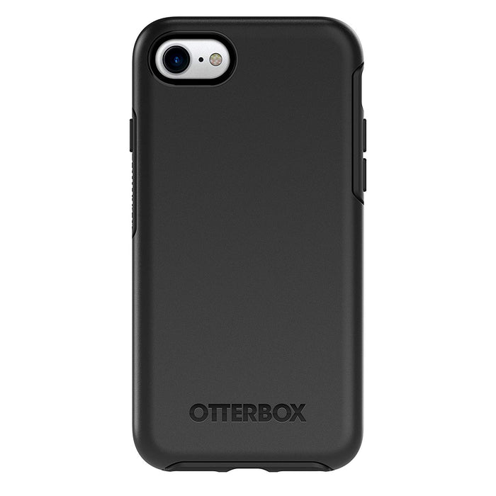 OtterBox SYMMETRY SERIES Case for iPhone 7 / 8 - Black (Certified Refurbished)