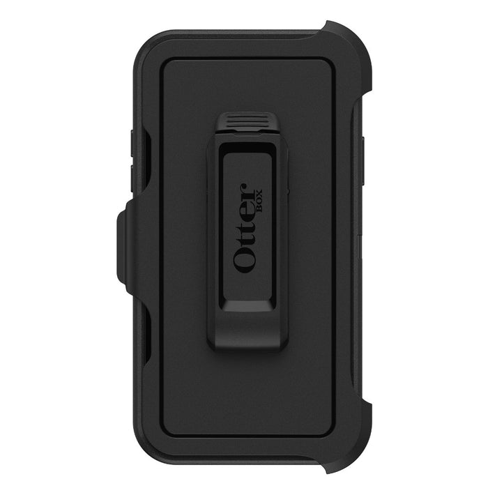 OtterBox DEFENDER SERIES Case & Holster iPhone X - Black (Certified Refurbished)