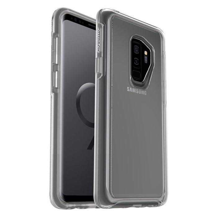 OtterBox Samsung Galaxy S9 Plus SYMMETRY SERIES Case - Clear - (Certified Refurbished)