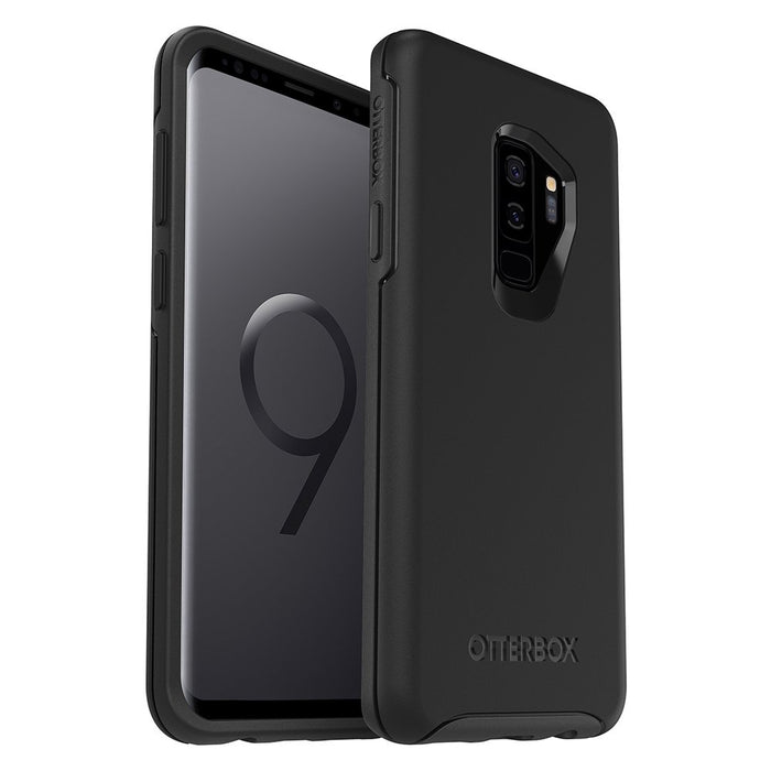 OtterBox Galaxy S9 Plus SYMMETRY SERIES Case - Black (Certified Refurbished)
