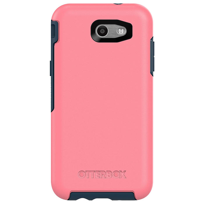 OtterBox SYMMETRY SERIES Case for Galaxy J3 Emerge - Saltwater Taffy (Certified Refurbished)