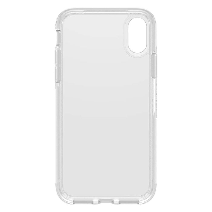 OtterBox SYMMETRY SERIES Case for iPhone X / XS (ONLY) - Clear (Certified Refurbished)