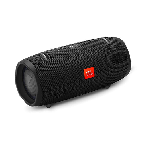JBL Xtreme 2 Portable Waterproof Wireless Bluetooth Speaker w/ Belt - Black (Certified Refurbished)