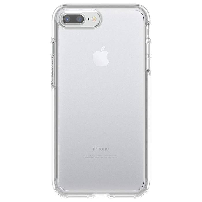OtterBox SYMMETRY SERIES Case for iPhone 7 Plus / iPhone 8 Plus - Clear (Certified Refurbished)
