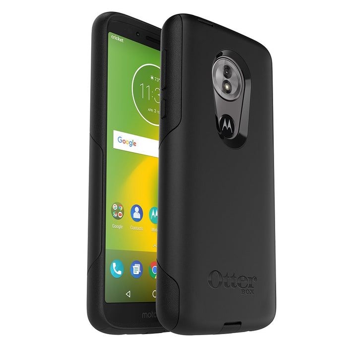 OtterBox COMMUTER SERIES Case for Motorola Moto G6 Play (ONLY) - Black (Certified Refurbished)