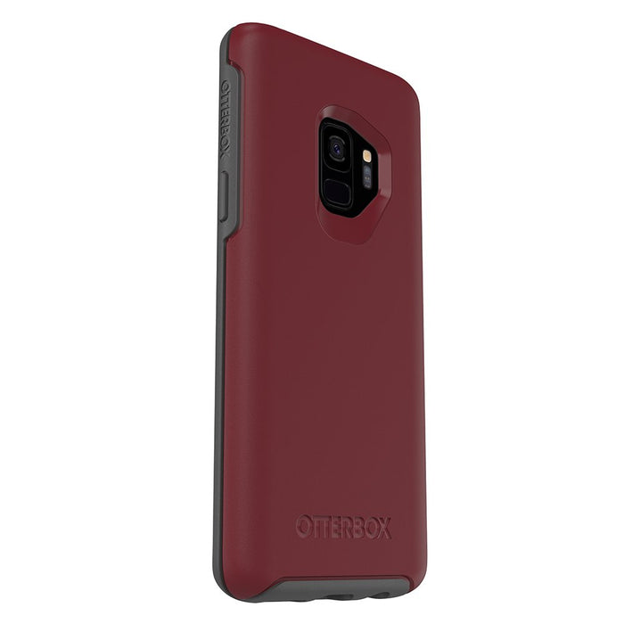OtterBox SYMMETRY SERIES Case for Samsung Galaxy S9 (ONLY) - Fine Port (Certified Refurbished)