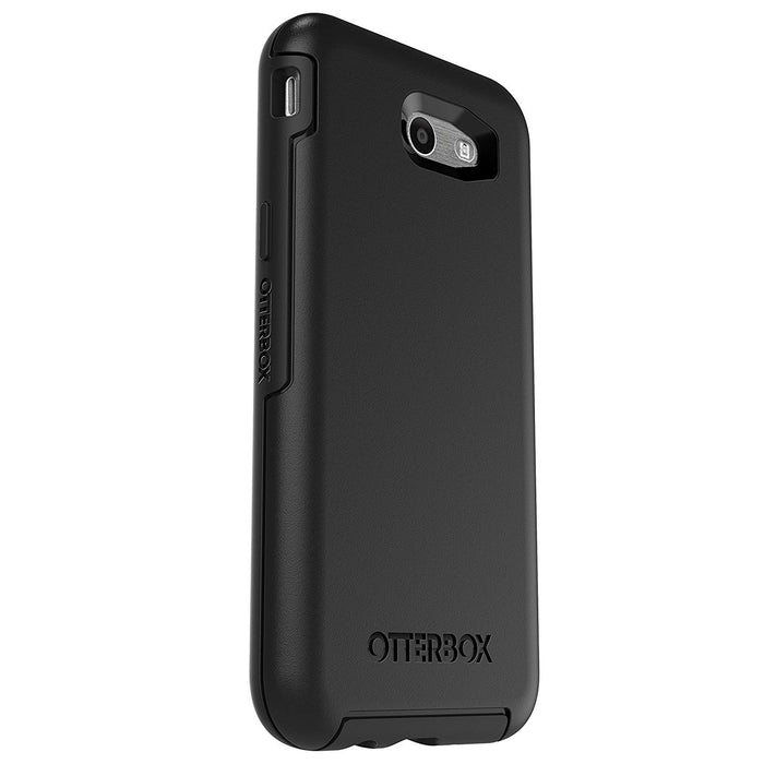 OtterBox SYMMETRY SERIES Case for Galaxy J3 Emerge (ONLY) - Black (Certified Refurbished)