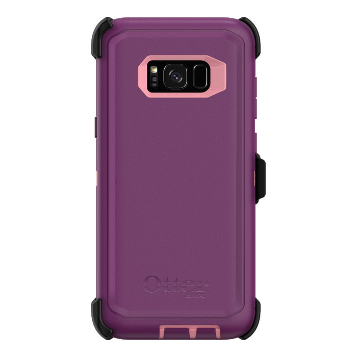 OtterBox DEFENDER SERIES Case & Holster for Galaxy S8 Plus (ONLY) - Vinyasa (Certified Refurbished)
