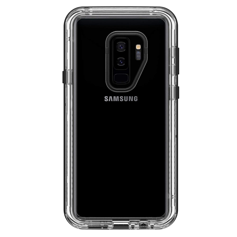 LifeProof NEXT SERIES Case for Galaxy S9 Plus (ONLY) - Black Crystal(Certified Refurbished)