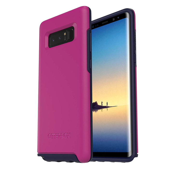 OtterBox SYMMETRY SERIES Case for Galaxy Note8 (ONLY) - Mix Berry Jam (Certified Refurbished)