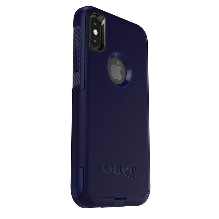Otterbox COMMUTER SERIES Case for iPhone X / XS (ONLY) - Indigo Way (Certified Refurbished)