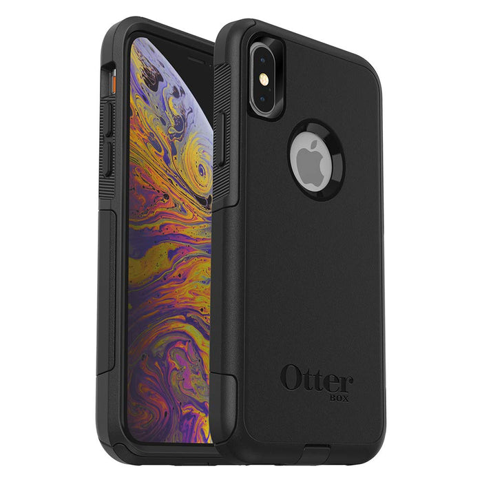 Otterbox COMMUTER SERIES Case for iPhone X / XS (ONLY) - Black (Certified Refurbished)