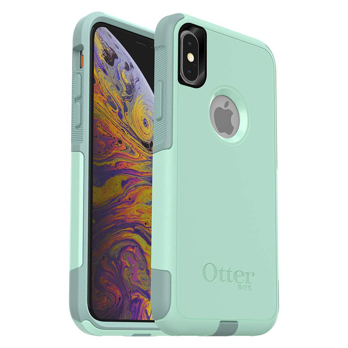 OtterBox COMMUTER SERIES Case for iPhone X / XS (ONLY) - Ocean Way (Certified Refurbished)