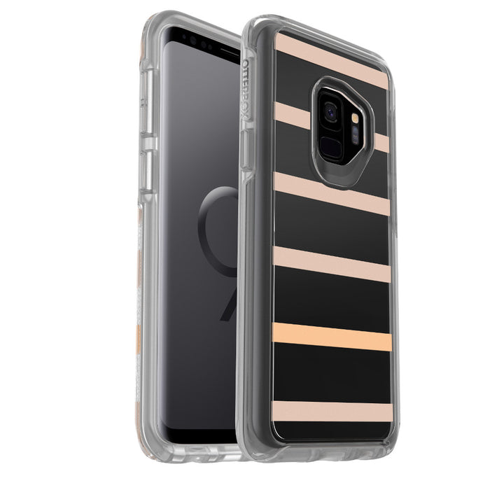OtterBox SYMMETRY SERIES Case for Galaxy S9 (ONLY) - Inside the Line (Certified Refurbished)