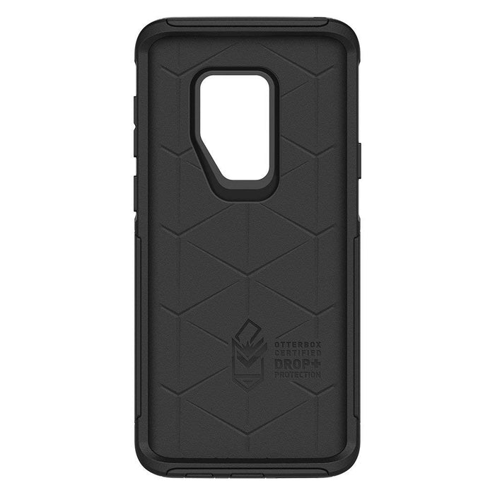 OtterBox COMMUTER SERIES Case for Galaxy S9 Plus (ONLY) - Black (Certified Refurbished)