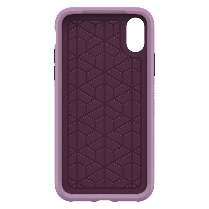 OtterBox SYMMETRY SERIES Case for iPhone X / XS (ONLY) - Tonic Violet Purple (Certified Refurbished)