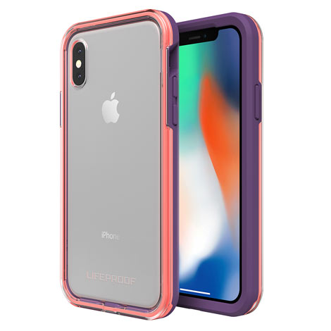 Lifeproof SLAM SERIES Case for iPhone X / XS (ONLY) - Free Flow (Certified Refurbished)
