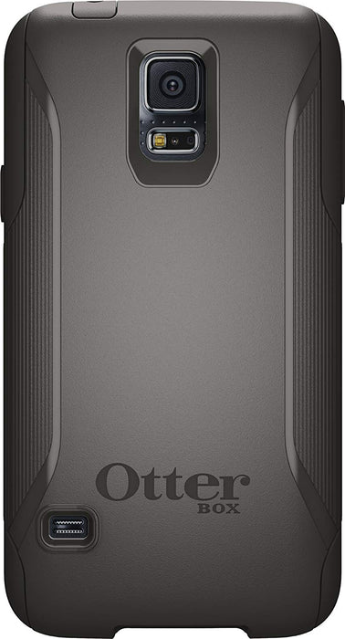 OtterBox COMMUTER SERIES Case for Galaxy S5 (ONLY) - Black (Certified Refurbished)