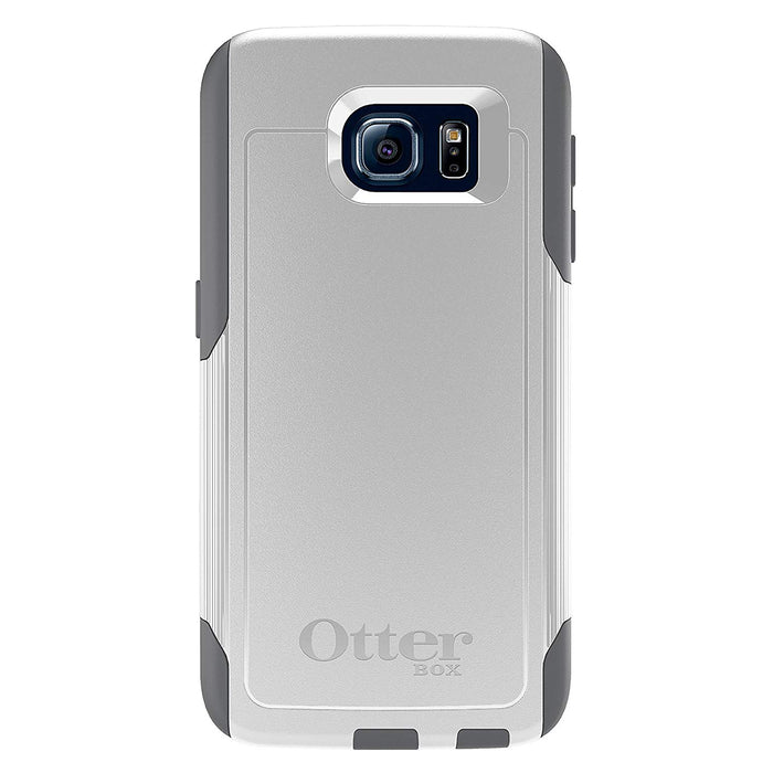 OtterBox COMMUTER SERIES Case for Galaxy S6 (ONLY) - Glacier (Certified Refurbished)