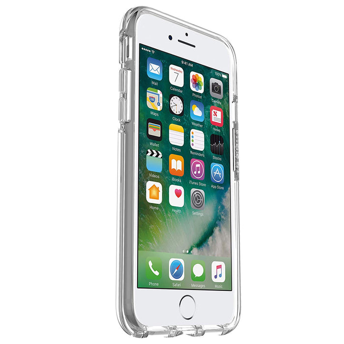 OtterBox SYMMETRY SERIES Case for iPhone 7 / 8 (ONLY) - Clear (Certified Refurbished)
