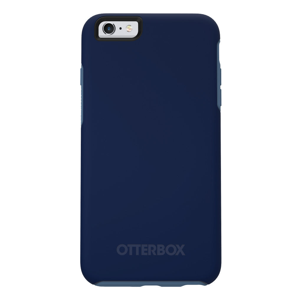 OtterBox SYMMETRY SERIES Case for iPhone 6 Plus / 6S Plus - Blueberry Blue (Certified Refurbished)