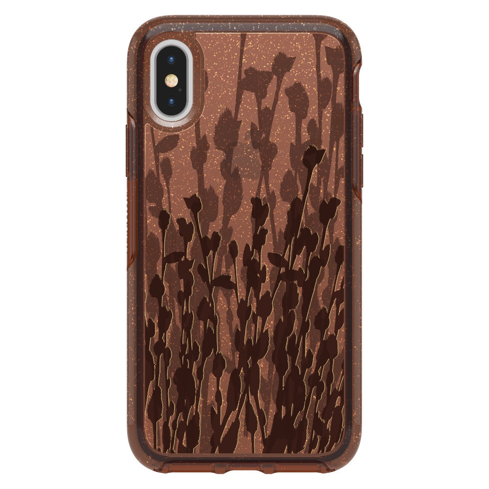 OtterBox SYMMETRY SERIES Case for iPhone X / XS (ONLY) - That Willow Do (Certified Refurbished)