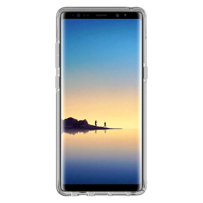 OtterBox SYMMETRY SERIES Case for Galaxy Note8 (ONLY) - Clear (Certified Refurbished)