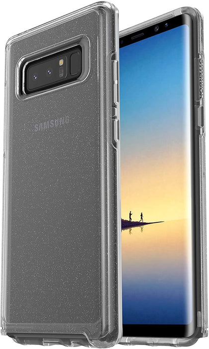 OtterBox SYMMETRY SERIES Case for Galaxy Note8 (ONLY) - Stardust (Certified Refurbished)