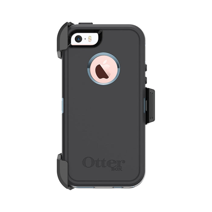 OtterBox DEFENDER SERIES Case & Holster for iPhone 5 / 5s (ONLY) - Steel Berry (Certified Refurbished)