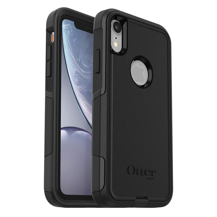 Otterbox COMMUTER SERIES Case for iPhone XR (ONLY) - Black (Certified Refurbished)