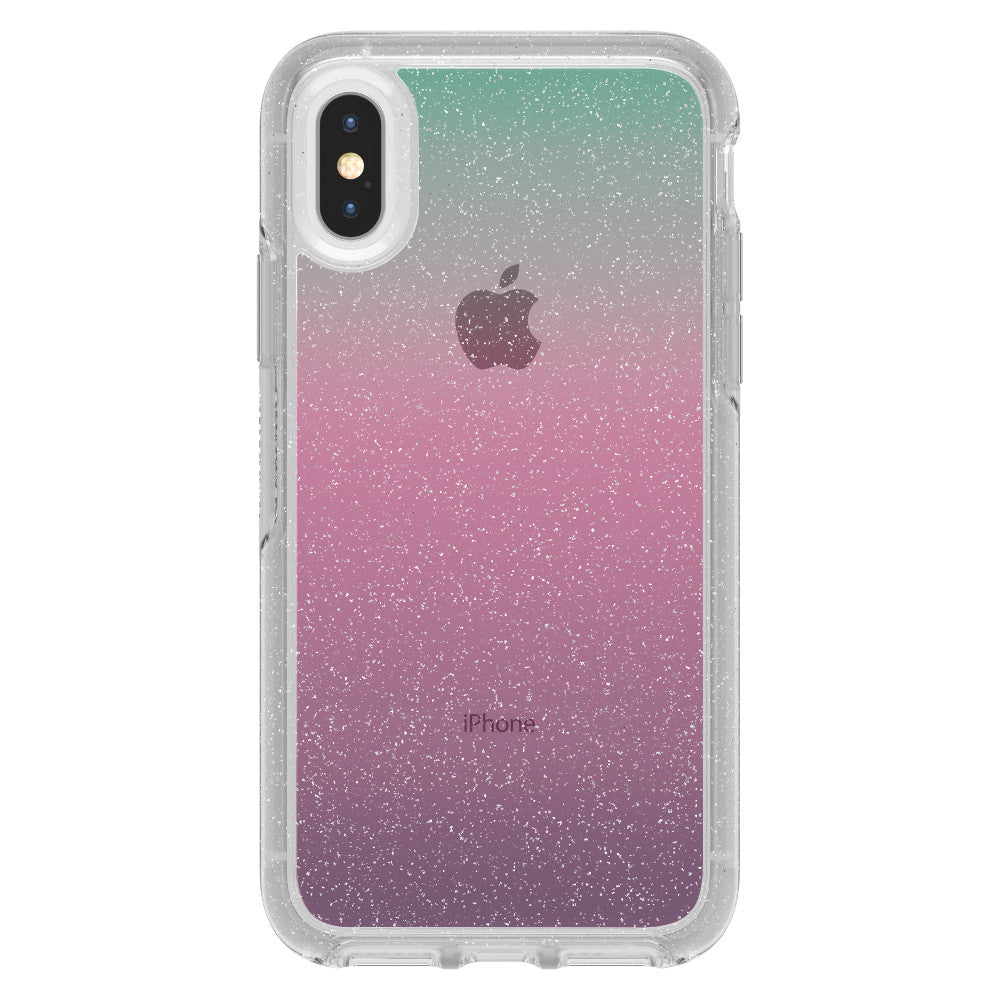 OtterBox SYMMETRY SERIES Case for iPhone X / XS - Gradient Energy (Certified Refurbished)