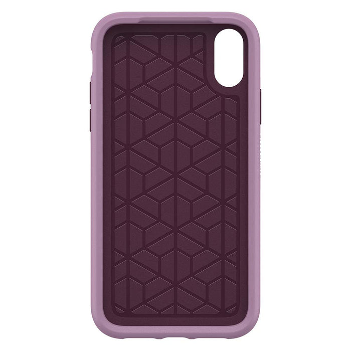 Otterbox SYMMETRY SERIES Case for iPhone XR (ONLY) - Tonic Violet Purple (Certified Refurbished)