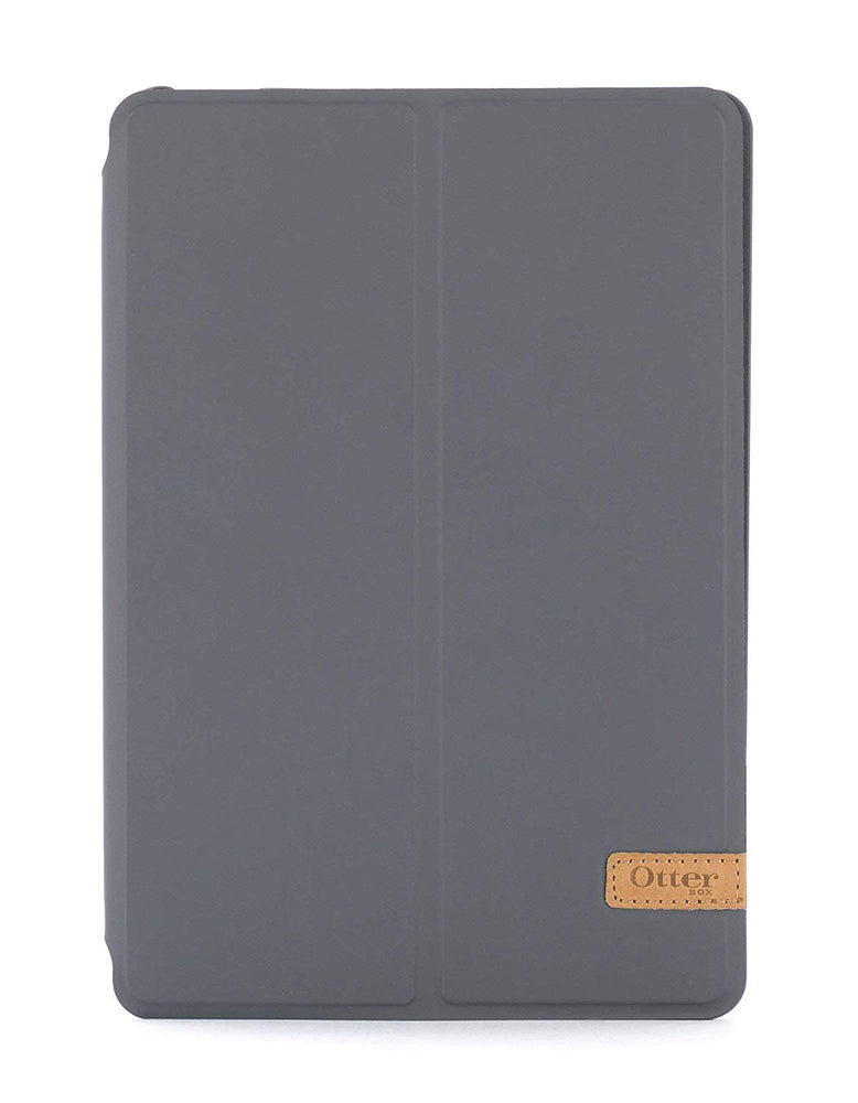 "Otterbox AGILITY SERIES Folio Leather Flip Cover 8"" (ONLY) - Gray (Certified Refurbished)"