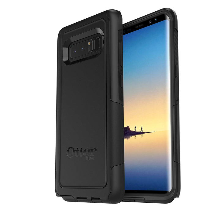 OtterBox COMMUTER SERIES Case for Galaxy Note8 - Black (Certified Refurbished)