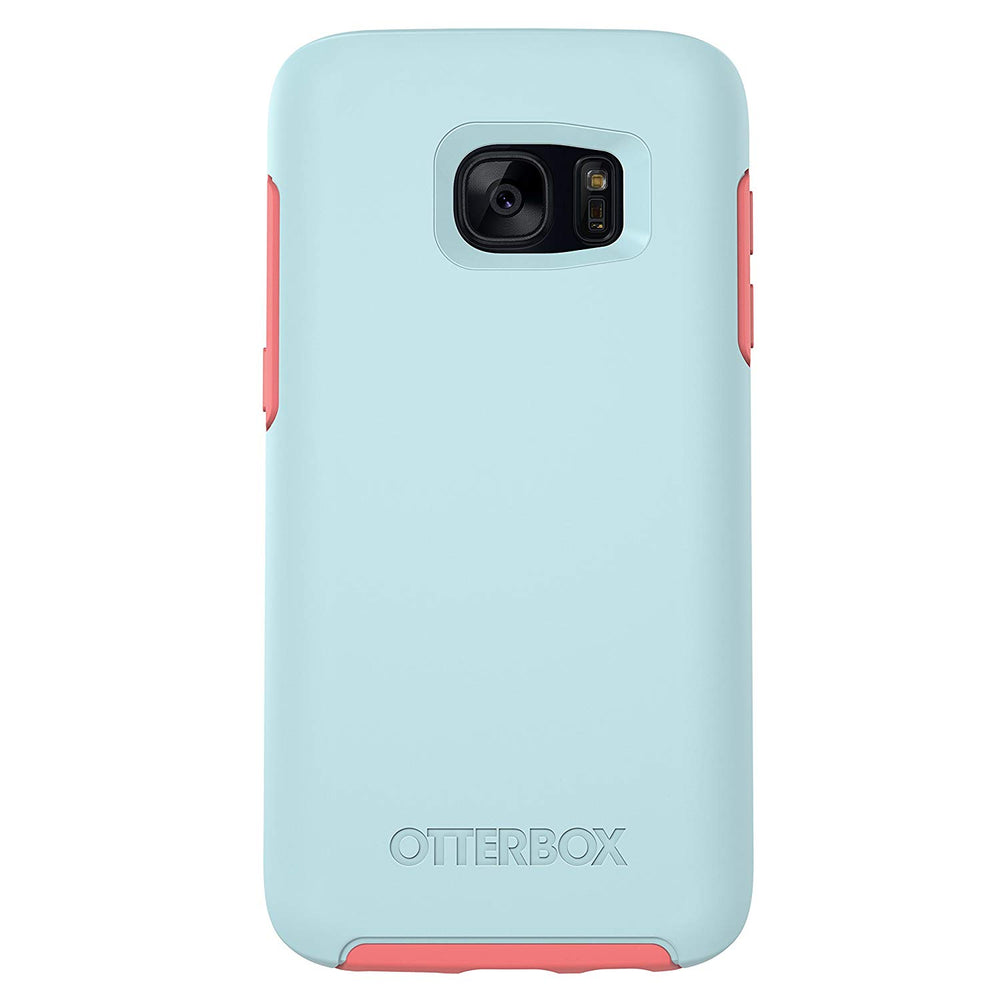OtterBox SYMMETRY SERIES Case for Galaxy S7 (ONLY) - Boardwalk (Certified Refurbished)