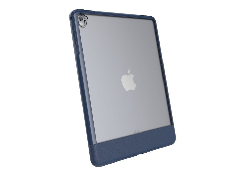 "OtterBox Clear & Felt Case Compatible with Apple iPad Pro 9.7"" - Blue (Certified Refurbished)"