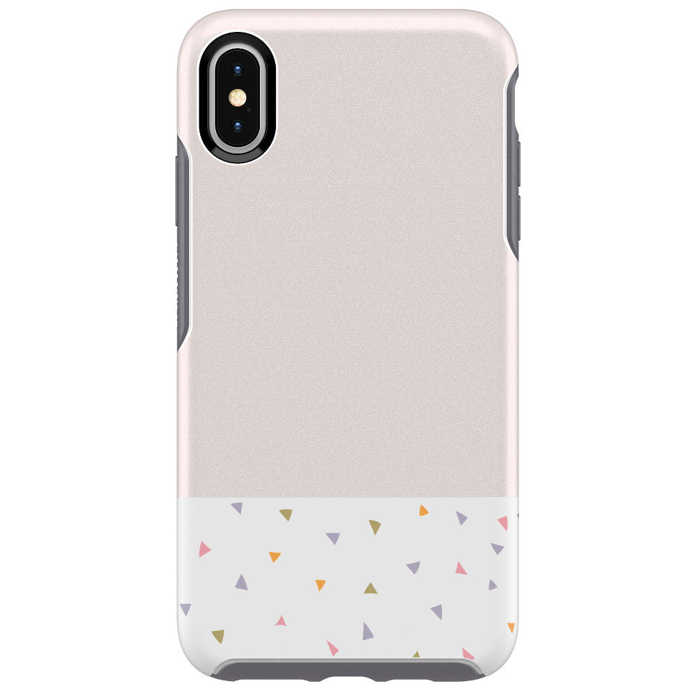 Otterbox SYMMETRY SERIES Case for iPhone XS MAX (ONLY) - Party Dip (Certified Refurbished)