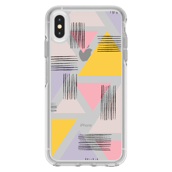 Otterbox SYMMETRY SERIES Case for iPhone Xs MAX (ONLY) - Love triangle (Certified Refurbished)