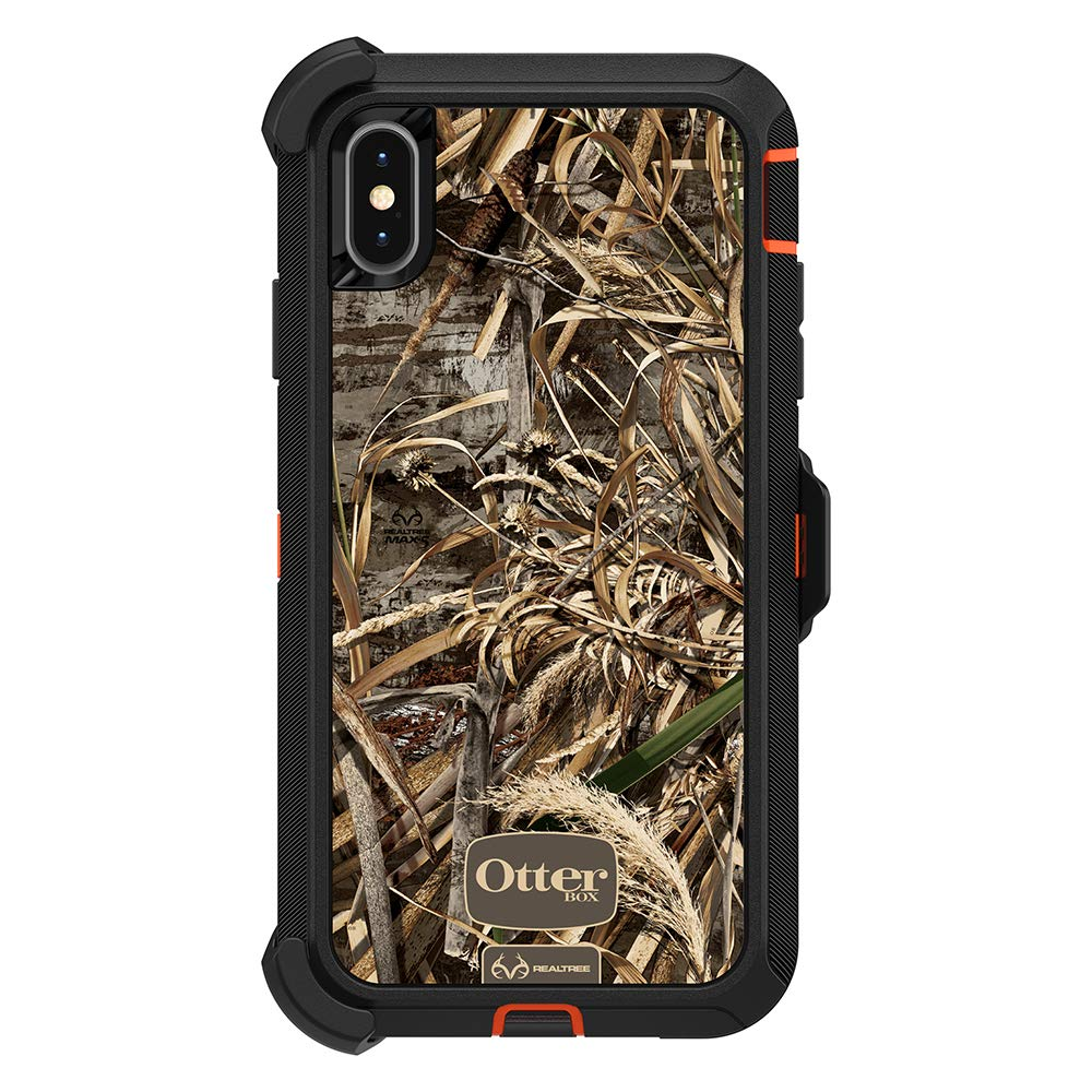 Otterbox DEFENDER SREIES Case for iPhone XS MAX (ONLY) - Realtree max 5 HD (Certified Refurbished)