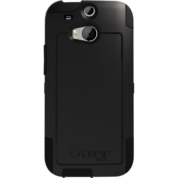 OtterBox COMMUTER SERIES Case for HTC One M7 (ONLY) - Black (Certified Refurbished)