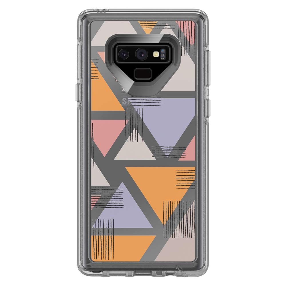 OtterBox SYMMETRY SERIES Case for Galaxy Note9 - Love Triangle (Certified Refurbished)