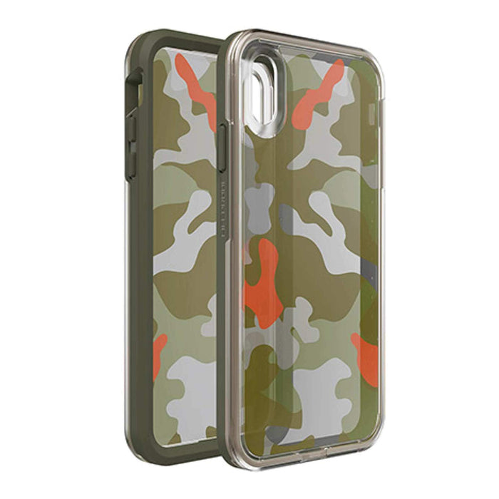 LifeProof SLAM SERIES Case for iPhone XS Max - Woodland Camo (77-60213) (Certified Refurbished)