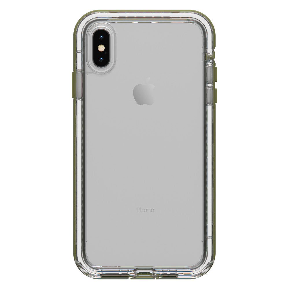 LifeProof NEXT SERIES Case for iPhone X / XS (ONLY) - Zipline (Certified Refurbished)