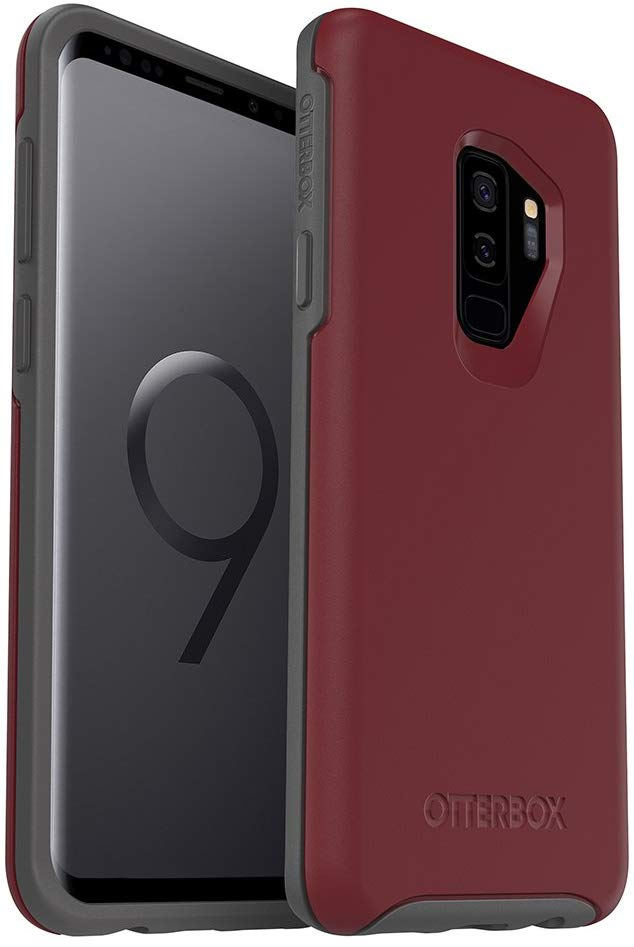 OtterBox SYMMETRY SERIES Case for Galaxy S9 Plus (ONLY) - Fine Port (Certified Refurbished)