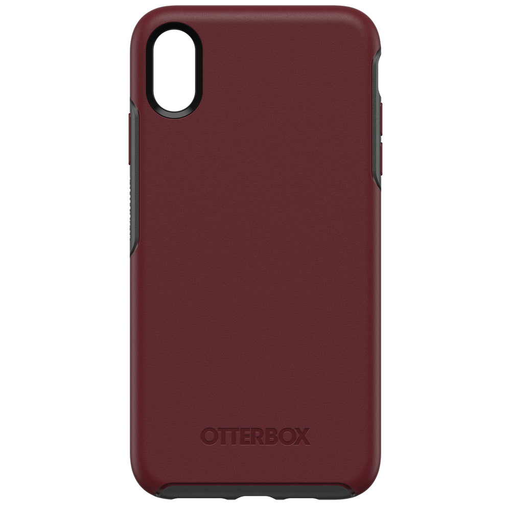 OtterBox SYMMETRY SERIES Case for iPhone XS Max (ONLY) - Fine Port (Certified Refurbished)